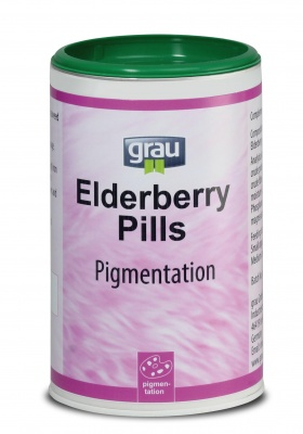 Elderberry Pills