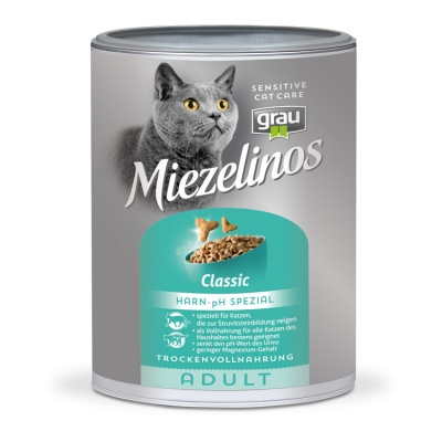 Miezelinos Adult Harn-pH Special Classic Urinary Food for Cats
