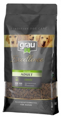 Grau Excellence Adult Classic with Poultry