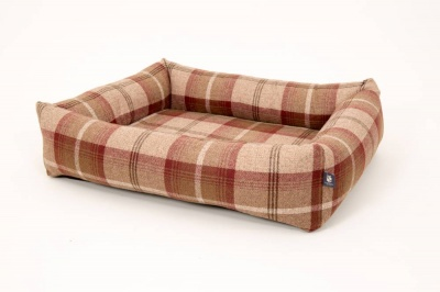 Chunky Plaid Rectangular Beds