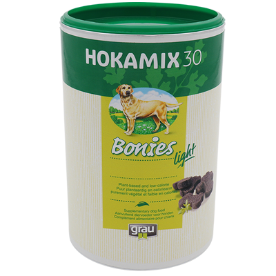 Hokamix Bonies Low Fat Vegetable Treat for Dogs